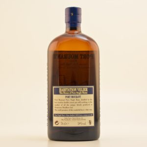 Habitation Velier Port Mourant Rum Review by the fat rum pirate