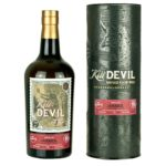 Kill Devil Jamaica Hampden Distillery Aged 10 Years The Whisky Barrel Rum Review by the fat rum pirate