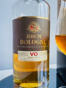 Rhum Bologne VO Rum review by the fat rum pirate