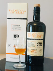 The Antigua Distillery Heavy Traditional Rum review by the fat rum pirate