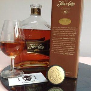 Flor de Cana Centenario 18 Rum Review by the fat rum pirat