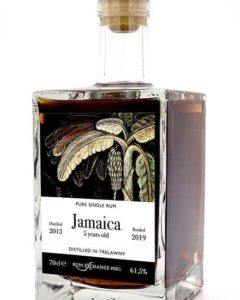 Rum Exchange Jamaica Trelawny Rum 5 Year Old Oloroso Finish rum review by the fat rum pirate