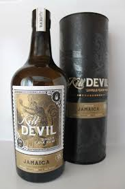 Kill Devil Jamaica Long Pond Rum Review by the fat rum pirate