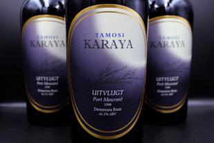 Levy Lane Rum Co Tamosi Karaya rum review by the fat rum pirate