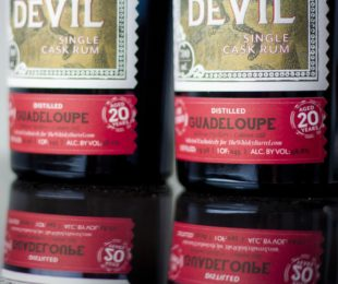 Kill Devil Guadeloupe Bellevue Distillery Aged 20 Years The Whisky Barrel Exclusive
