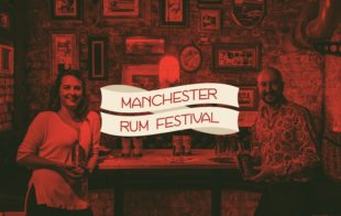 Manchester Rum Festival Interview with Dave Marsland by the fat rum pirate