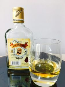 RL Seales Old Brigand Rum Review by the fat rum pirate