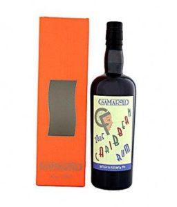 Samaroli Caribbean Rum 2005 review by the fat rum pirate