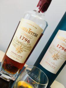 Santa Teresa 1796 Solera Rum Review by the fat rum pirate