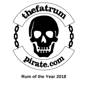 Rum of the Year Review by the fat rum pirate