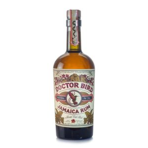 Doctor Bird Jamaica Rum Review by the fat rum pirate