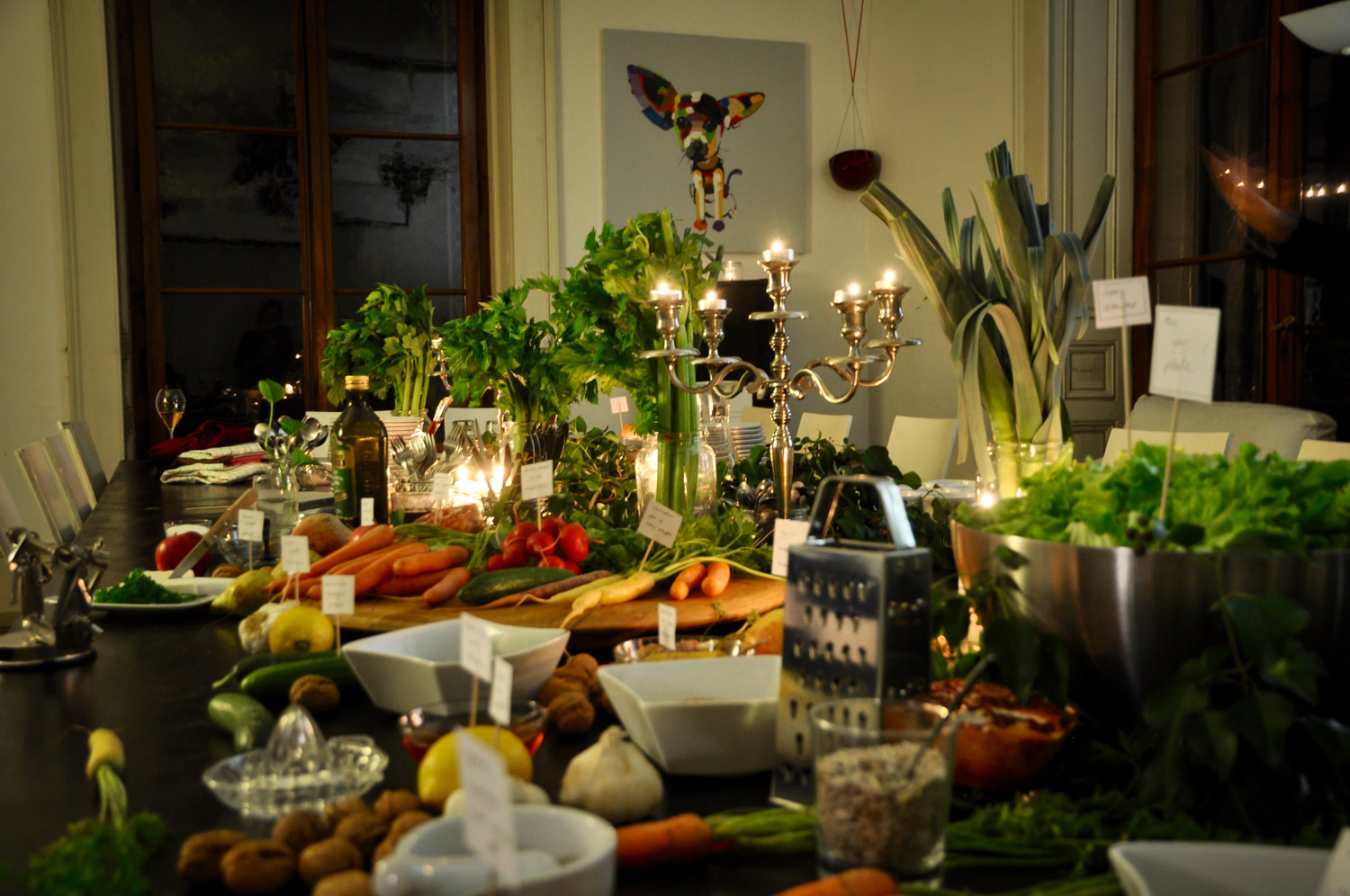 Wild and Root sustainable food concept Berlin