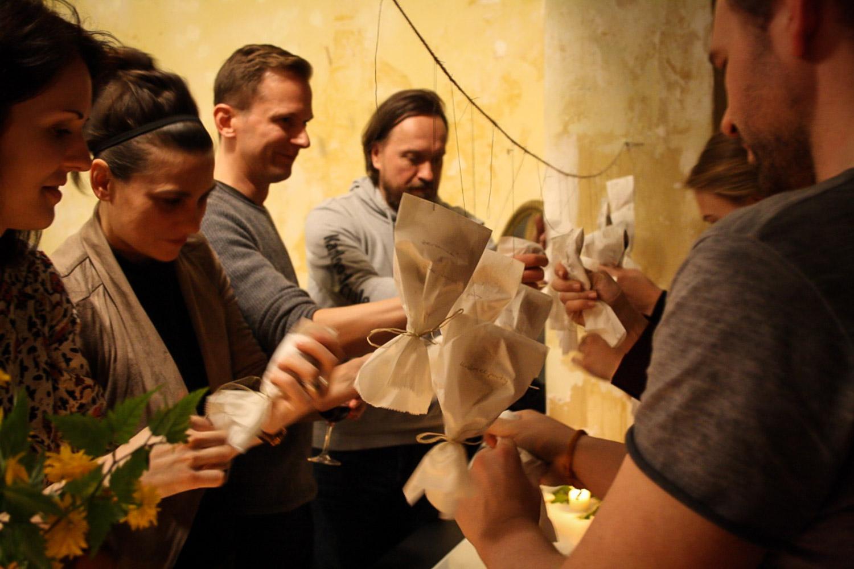 Wild and Root wine pairing Berlin