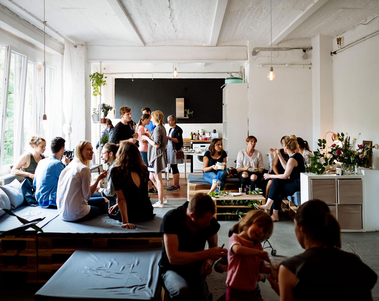 Wild and Root Eventagentur Experience Berlin