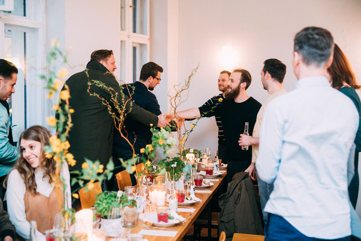 Wild and Root culinary events Berlin