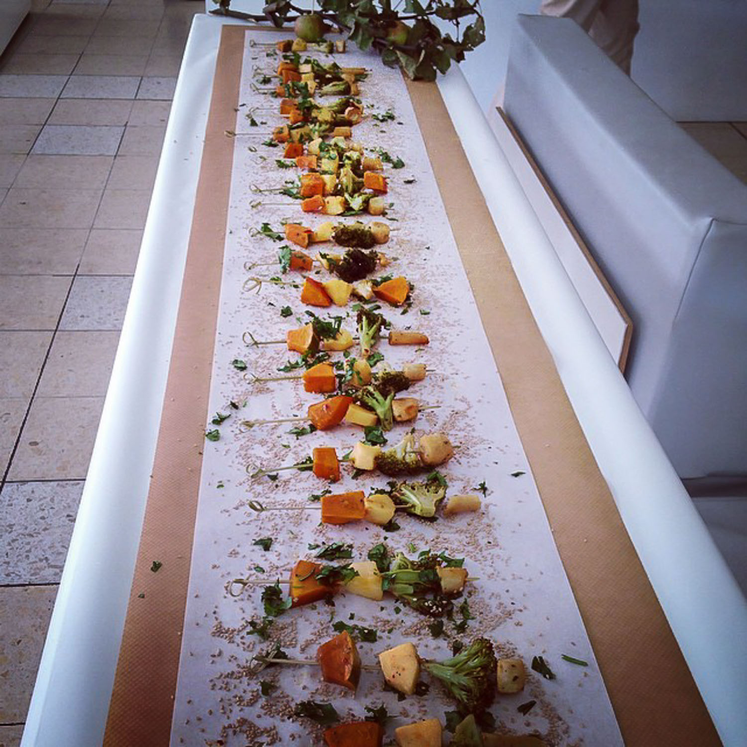 Wild and Root kreatives Catering Berlin