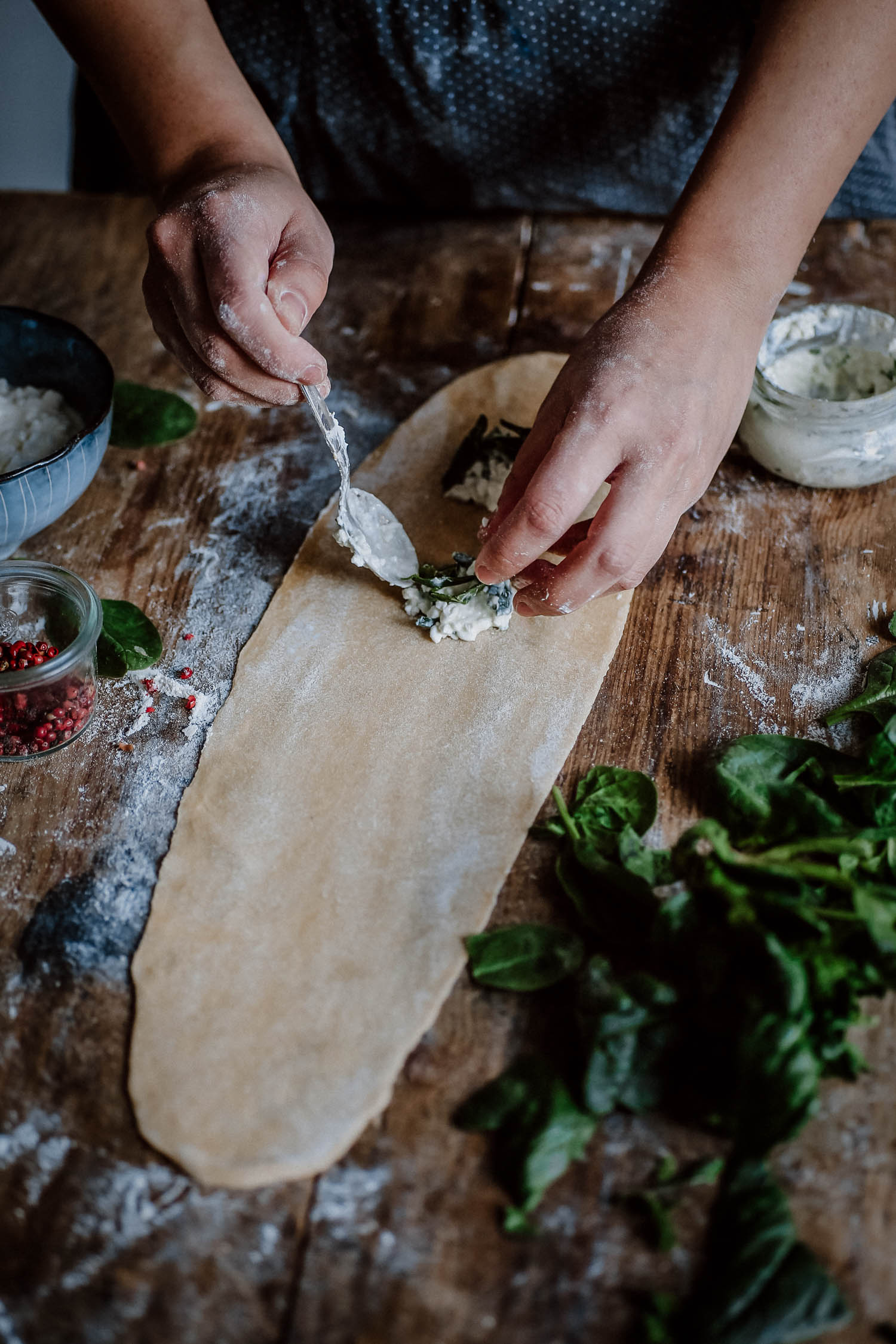 Wild and Root cooking class Berlin