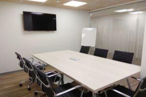 meeting room inside