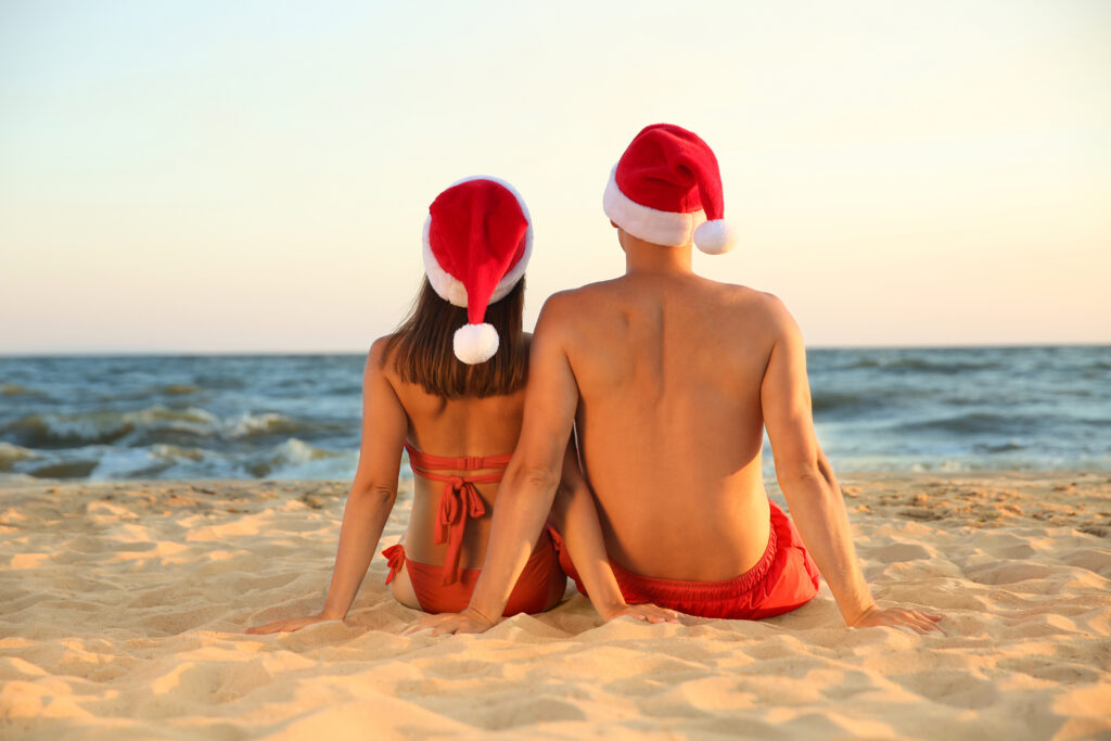 Christmas on the costa del sol