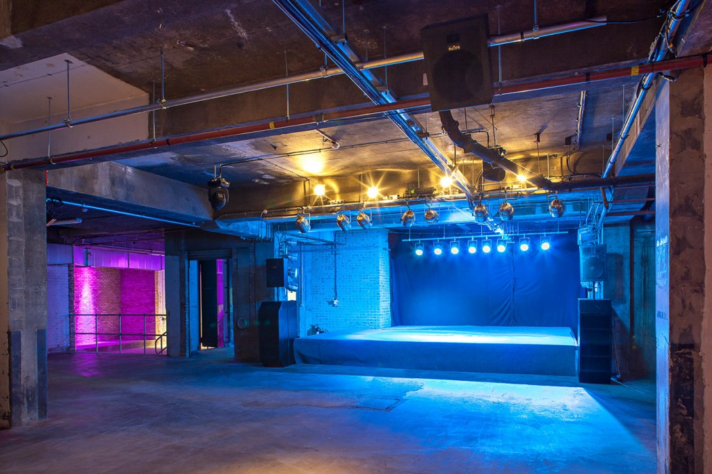 The Laundry gig venue. Source: The Laundry