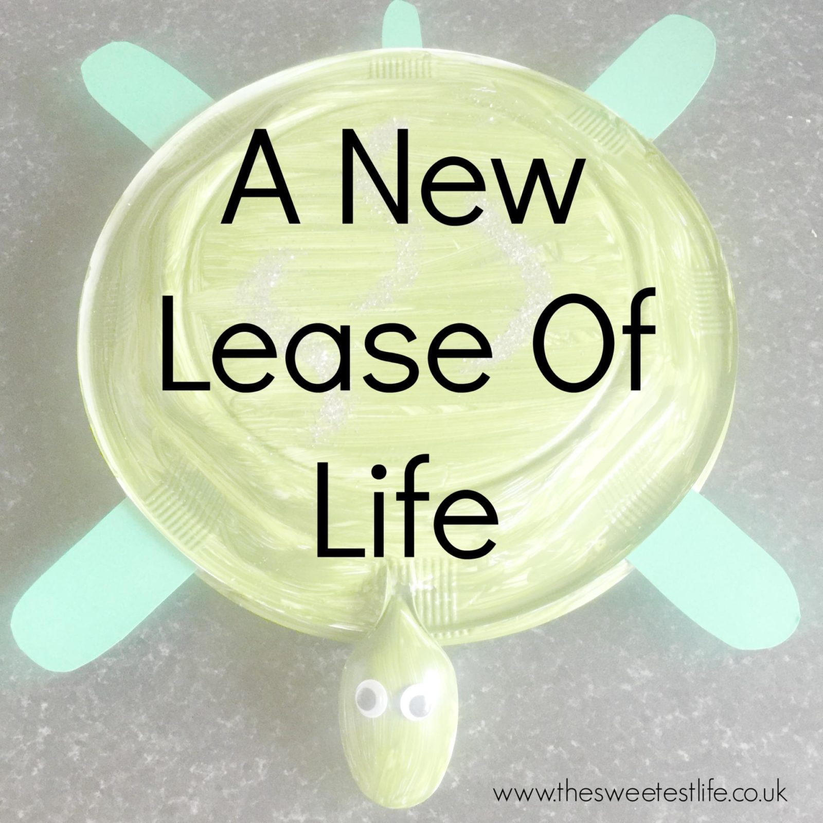 A New Lease Of Life…