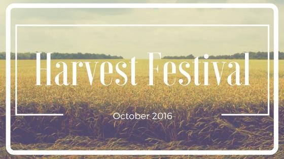Harvest Festival 2016