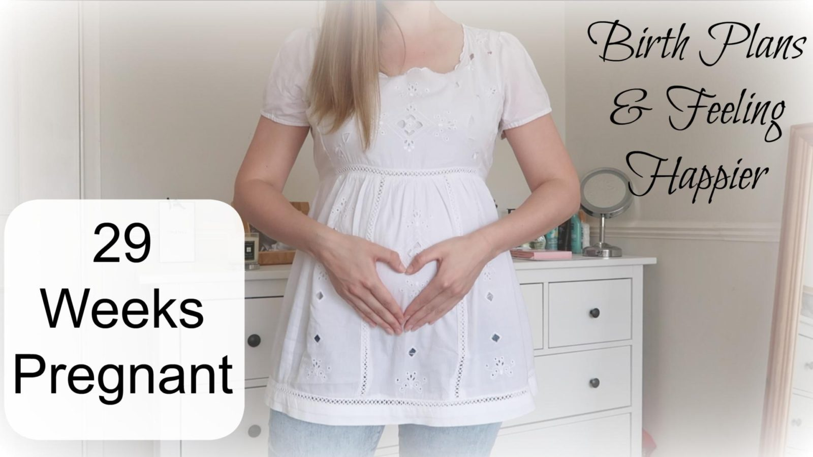 The Pregnancy Diaries #15 // 29 Week Pregnancy Update