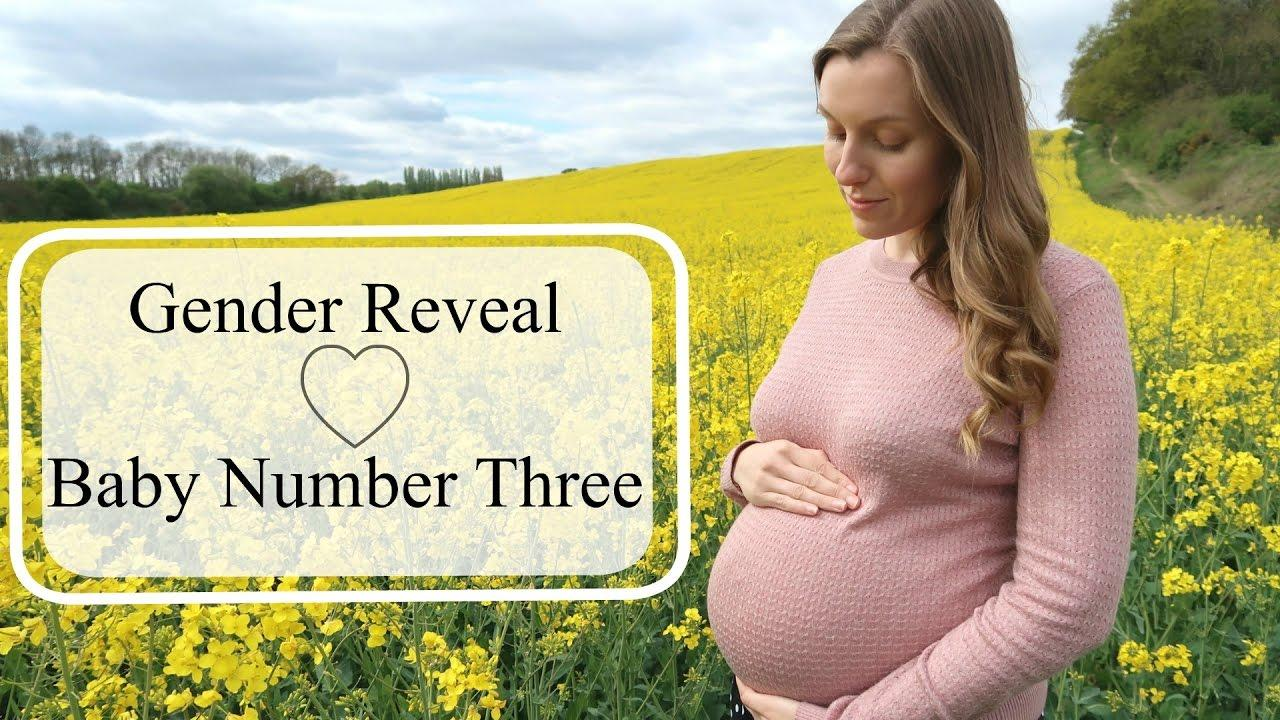 Our Beautiful Gender Reveal