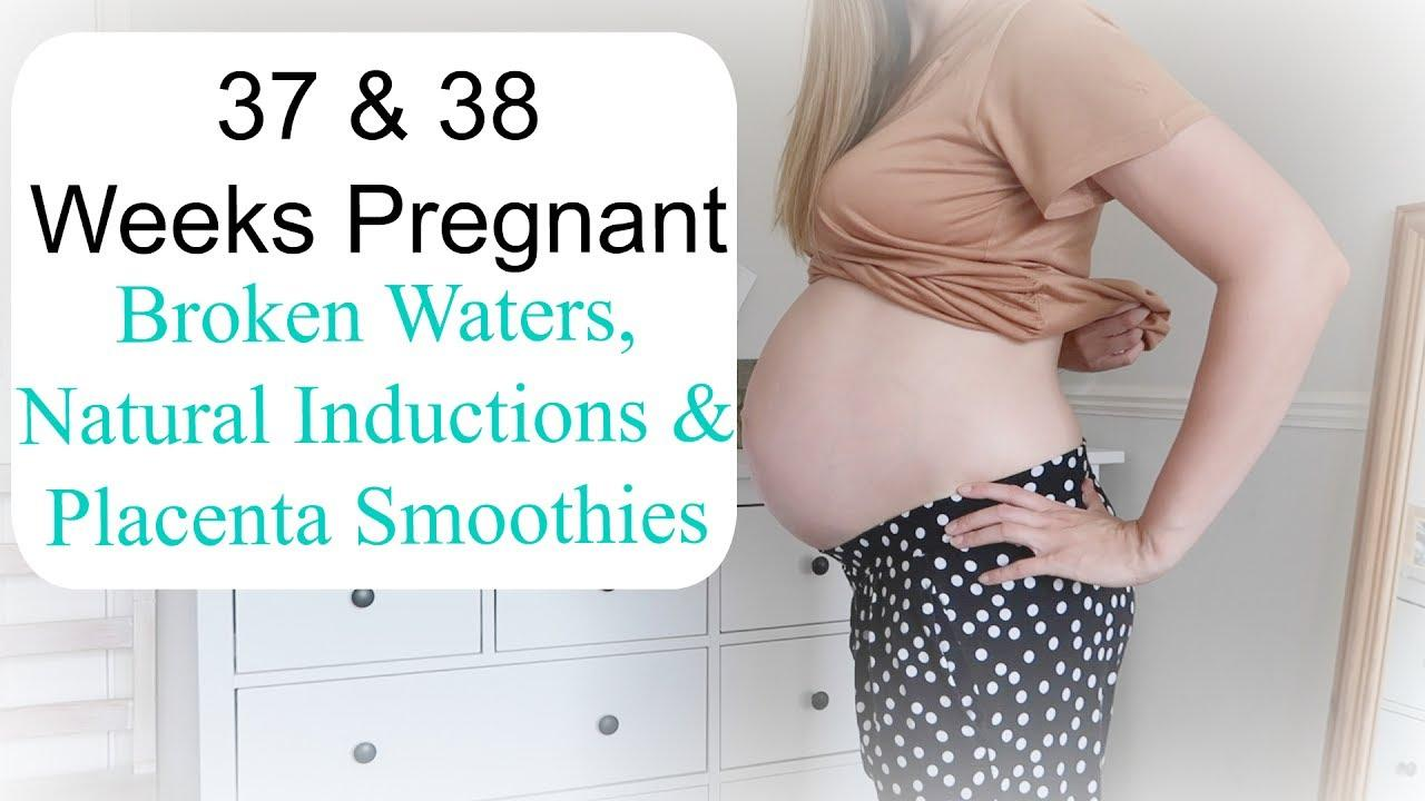 The Pregnancy Diaries #23 // 37 & 38 Week Pregnancy Update