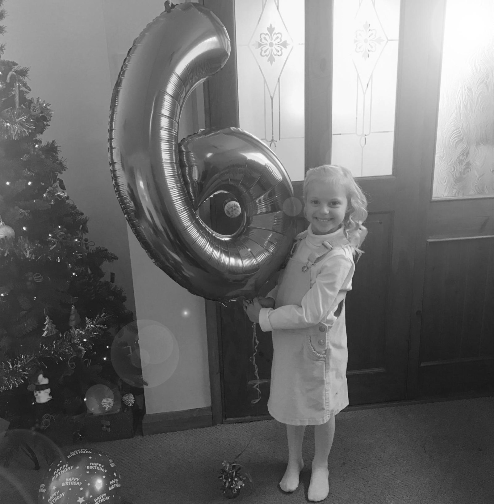 As Ellenah Turns Six