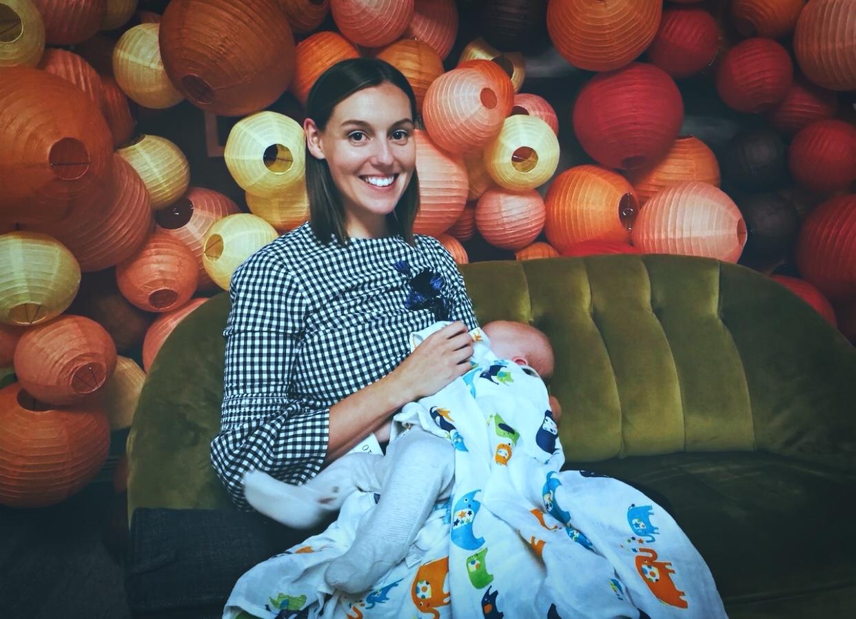 My Breastfeeding Story… So Far!