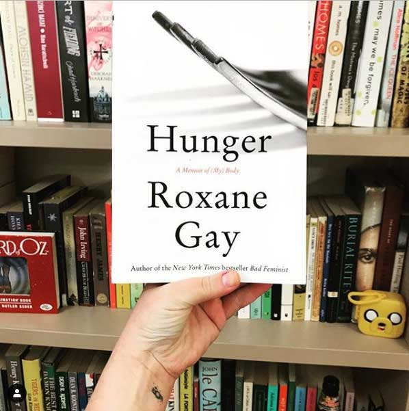 roxane gay the hunger kitap