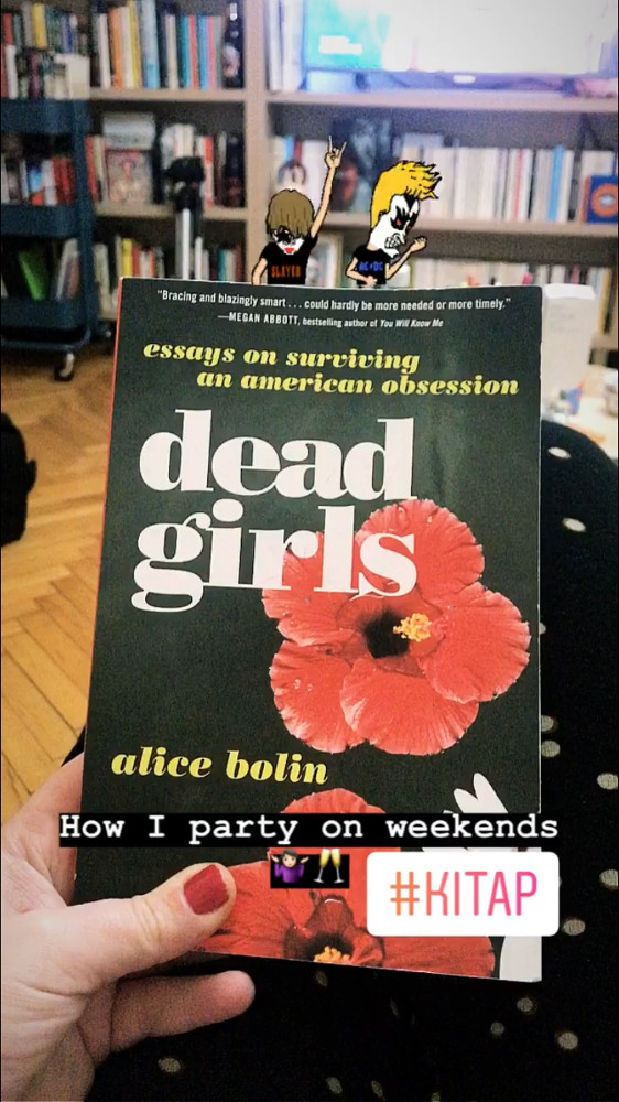 dead girls alice bolin kitap