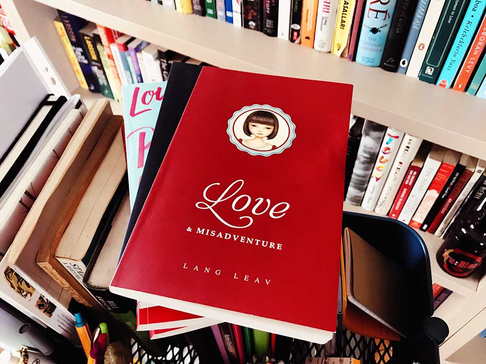 lang leav kitap love and misadventure