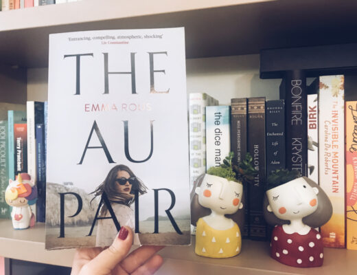 emma rous the au pair kitap
