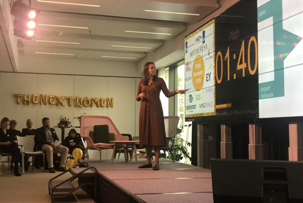 Khaleelah Jones entrepreneur