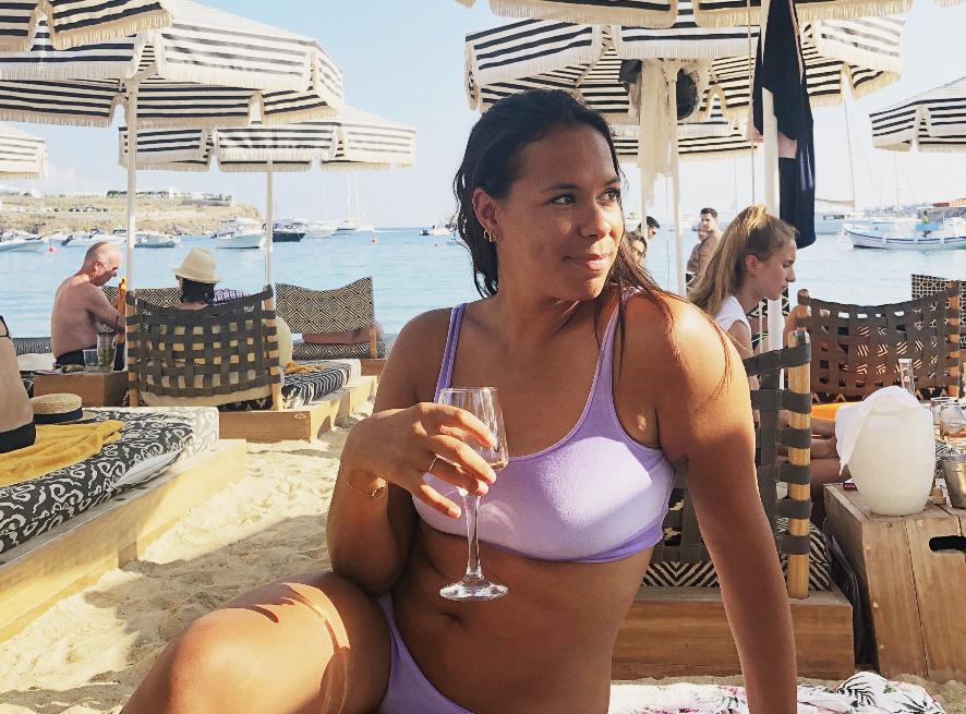 drinking in Mykonos