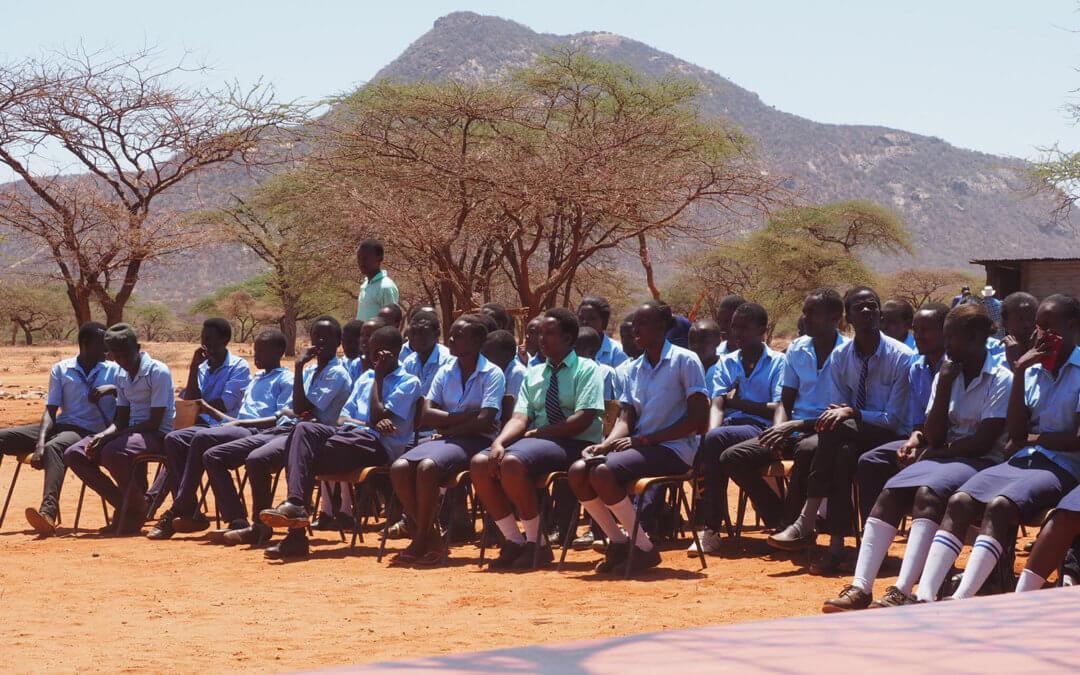Kipsing School Students