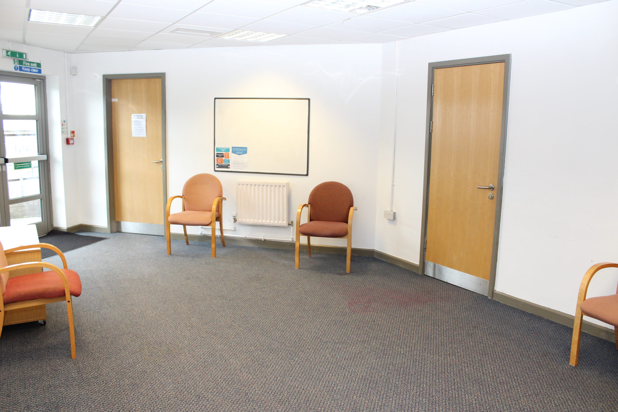 Chocolate Digestive Room – Meeting Room 2
