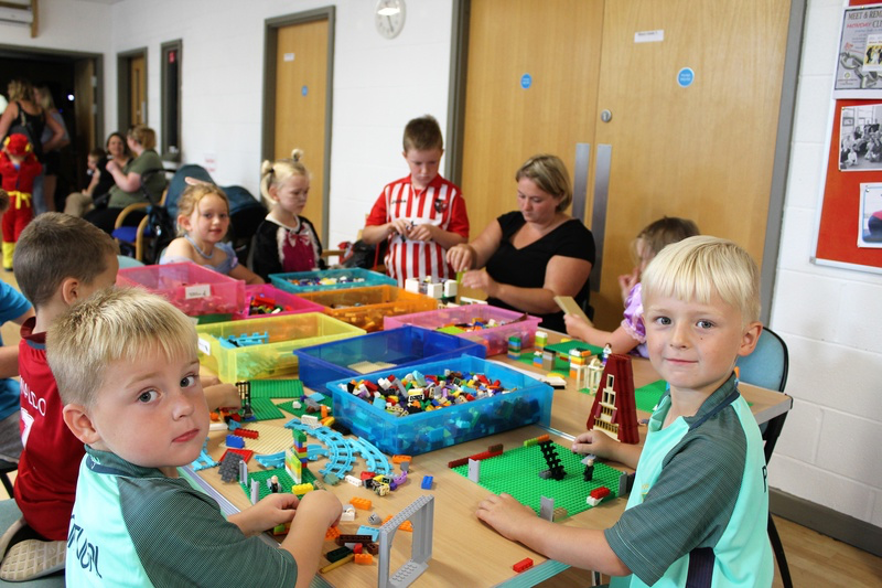 Hundreds enjoyed our Family Fun Days this summer