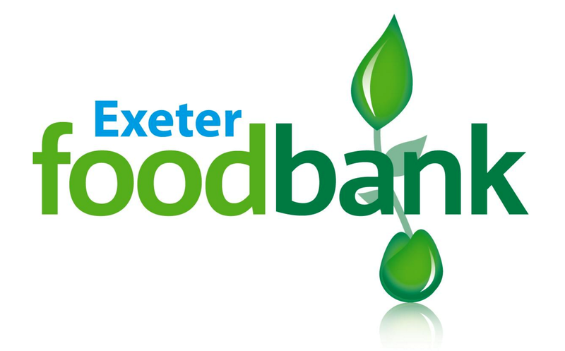 Exeter Foodbank returns to Beacon Centre on Friday 22nd May