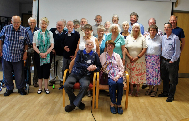 Meet and Remember for over 55s