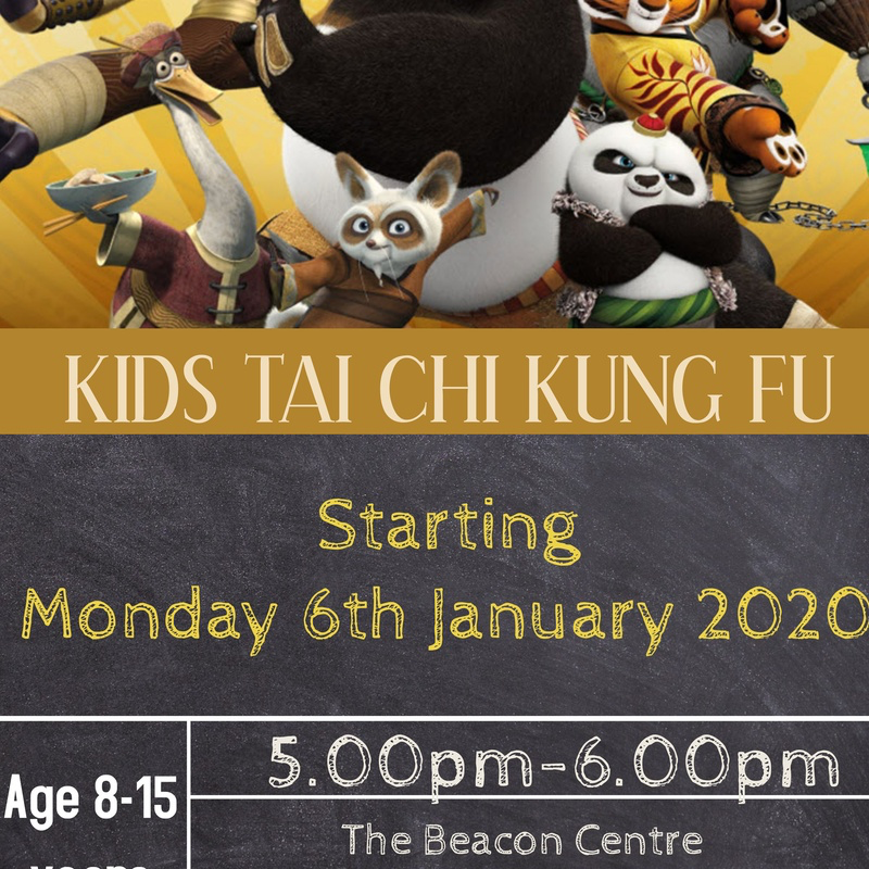 CANCELLED  – New Tai Chi Kung Fu for Kids Jan 2020