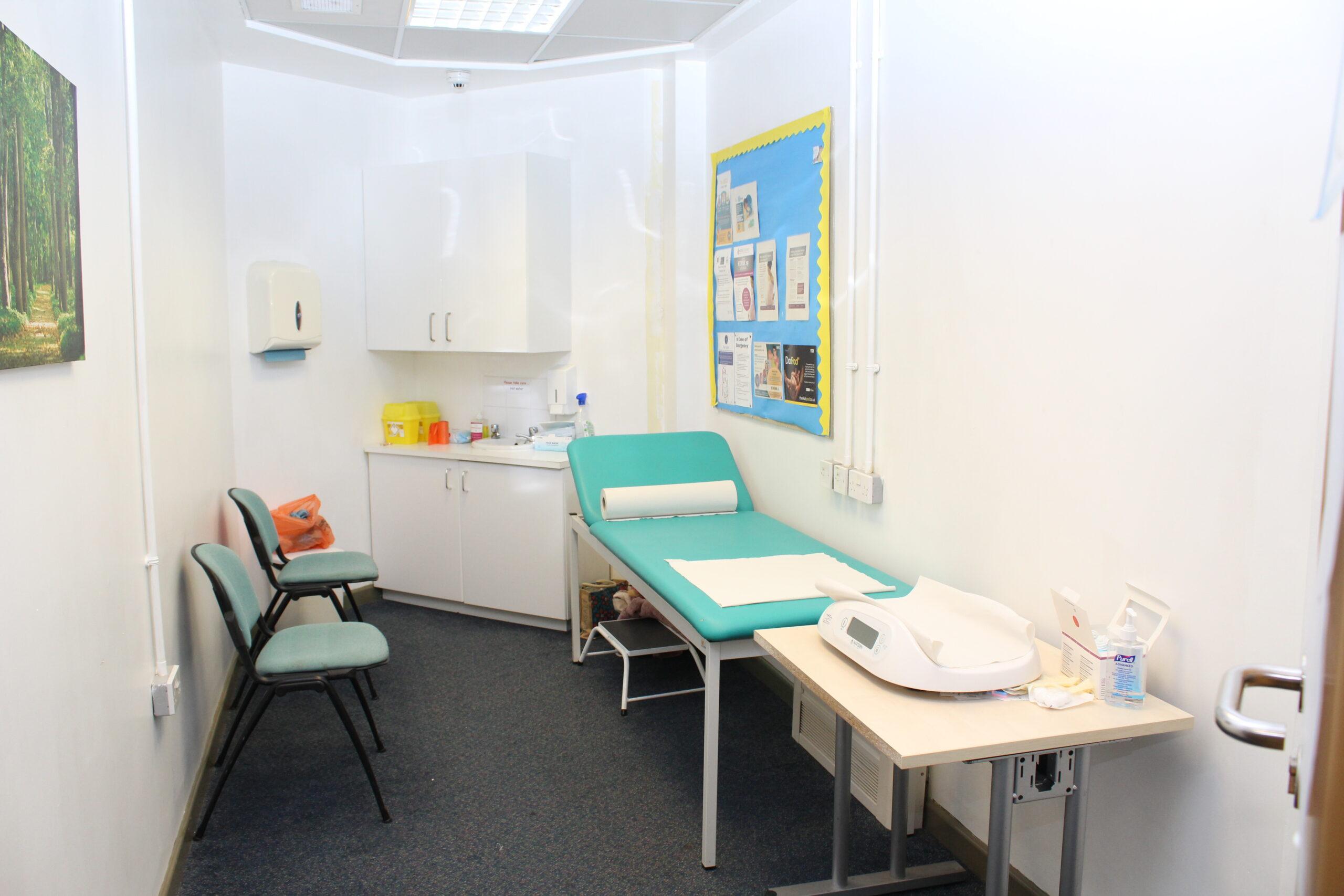 Nice – Clinic Room