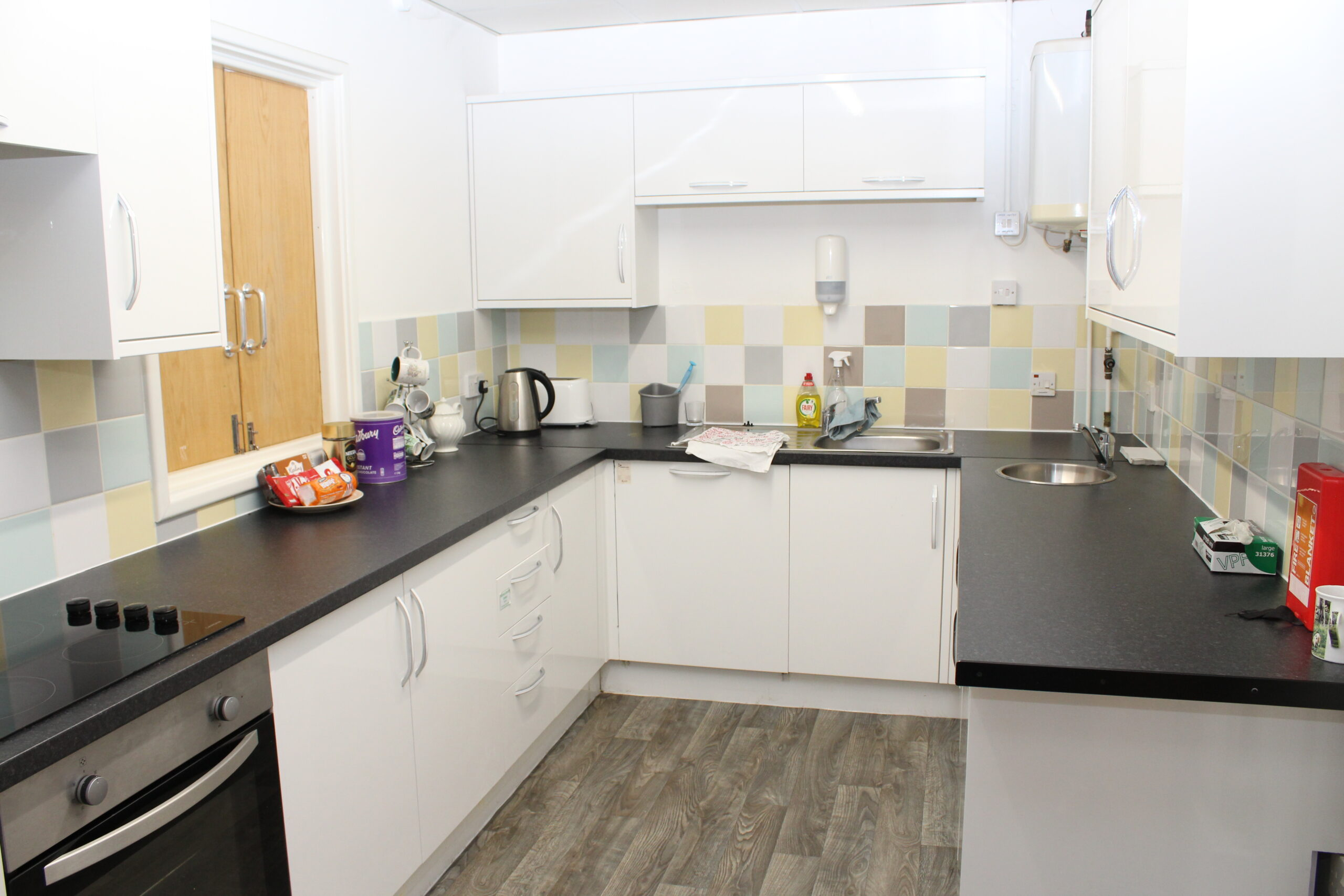 Kitchen 2 (only available with Jaffa Cake Hall)