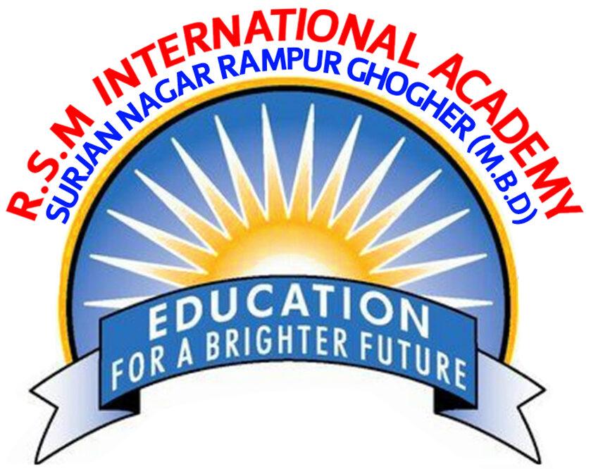 R. S. M. INTERNATIONAL ACADEMY
