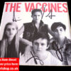 THE VACCINES FULLY SIGNED CD