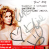 Kylie Minogue Autograph