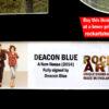 DEACON BLUE MEMORABILIA