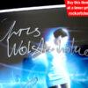 Chris Wolstenholme Autograph